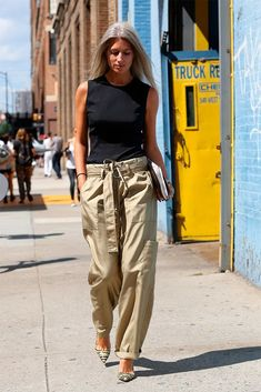 More NYFW S/S 2015 Street Style