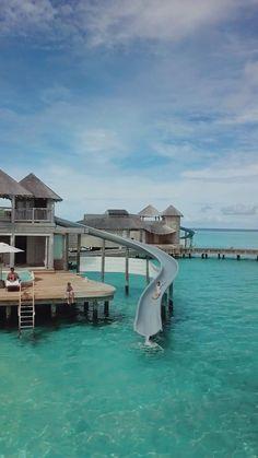 Maldives Honeymoon, Maldives Resort, Maldives Travel, Honeymoon Places, The Maldives, Maldives Luxury Resorts, Dream Vacations, Dream Vacation Spots, Vacation Places
