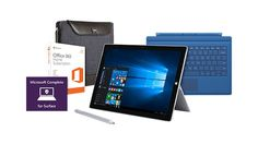 Save upto $259 on Surface Pro 3 Bundle, Offer Price: $968.00 using Microsoft Store Black Friday Deals 2015