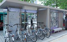 Ponte de ônibus do futuro. Mbilidade Verde!  http://www.siemens.com.br/desenvolvimento-sustentado-em-megacidades/mobilidade.html