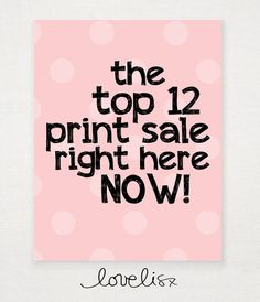 ** top 12 sale ** – Love, Lis x