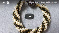 Super Duo Twisted Bracelet DIY