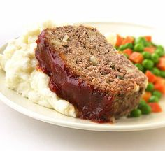 Meat Loaf.. It's what's for dinner.. Tonight! ***made this summer 2012 and it was a little labor intensive but absolutely delish!!