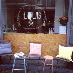 Louis & Make My Day Conceptstore Nijmegen. Een te gekke winkel en heerlijk eten. Top Hotspot in Nijmegen! http://www.mytravelboektje.com/make-day/