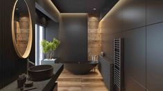 Having a minimalist bathroom is a challenge for homeowners. How to arrange the toilet storage area to make it look neat and orderly? Bathroom Trends, Bathroom Renovations, Bathroom Ideas, City Bathrooms, Space Saving Shelves, New Interior Design, Small Bathroom Storage, Minimalist Bathroom, House Design