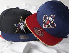 New Orleans Pelicans Edition 2014 All Star Game Snapback Cap by MITCHELL & NESS