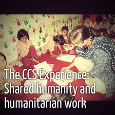 #humanity #volunteer #volunteerabroad http://www.crossculturalsolutions.org/blog/humanitarian-work-abroad-cross-cultural-solutions