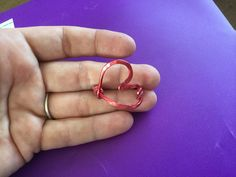 ZZ wanted a heart ring... Here ya go ZZ