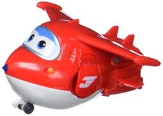 Super Wings Jett Transform Transforming Plane Toy Plane Airplane Kid Toddler New #NotApplicable