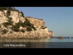 Places to see in ( Minorca - Spain ) Cala Macarelleta  The bay of Macarella and Macarelleta is on the south western side of Menorca and belongs to the Àrea Natural dEspecial Interès on Ciutadellas southern coast.  The most widely recognised images of Menorcas virgin beaches come from Macarella and Macarelleta. Varios stunning shades of impeccably clear turquoise and blue water in the bay with white sandy beaches and surrounding rocks with shallow waters.  On the ring road with the…