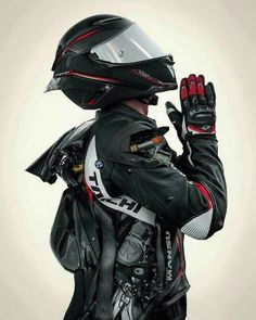 Dope or Nope? ✊️😈Always ride safe & wear your gear👋 Bmw S1000rr, Motorcycle Outfit, Motorcycle Bike, Mt 09 Yamaha, Velentino Rossi, Gp Moto, Motorbike Parts, Bike Photoshoot, Bike Leathers