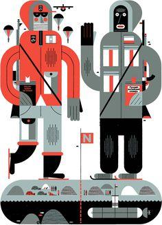 GLOBAL BRIEF - Raymond Biesinger Illustration Inc.