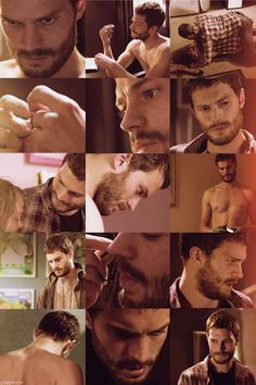 Jamie D as Paul Spector ::shudders::