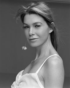 Ellen Pompeo - love her, favorite of Greys Anatomy!