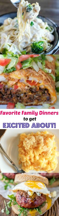 19 Easy Family Dinner Recipes to Get Excited About