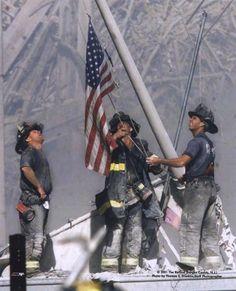 NY Firefighters - Ground Zero