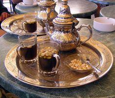 Tunisian tea♥
