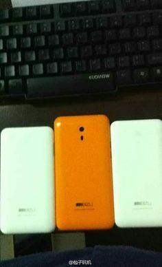 Interesante: Aparecen fotografías de la supuesta parte trasera del Meizu Blue Charm Note