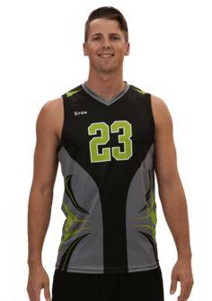 bc96fc59d29 Vertigo Women's Long Sleeve Sublimated Jersey. Volleyball Jersey DesignMens Volleyball  JerseysVolleyball DesignsTeam UniformsSports ...