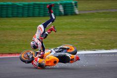 Moto Gp crash   MOTOGP BIGGEST CRASH