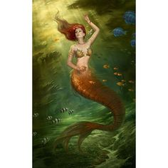 "Full image of ""Underneath it All"". - #art #illustration #mermaid #art_realistique #arts_realistic #artofdrawing #arts_help #creativempire #art_motive @art_motive #art_fido @art_fido #art_vids_pics #aartistic_dreamers #artistic_share #art_spotlight @art_spotlight #WorldofArtists @art_collective_mag #artsanity #cosplay"