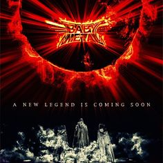 BABYMETAL公式「A NEW LEGEND IS COMING SOON」 | べビメタだらけの・・・