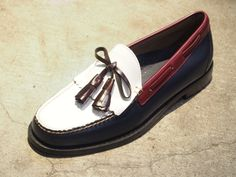 Bass SPECIAL TRICOLORE LOAFER
