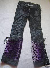 LIP SERVICE Custom Built Slaughter pants #86-??