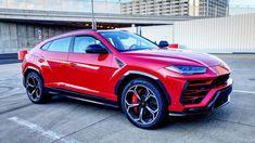 Lamborghini Urus Rosso Mars | Motor1.com Photos