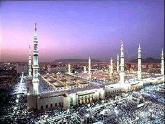 Masjid-E-Nabwi, Madinah, Saudi Arabia