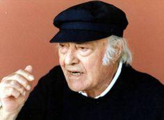 Οδυσσέας Ελύτης Architecture People, Greek Language, Greek Culture, Captain Hat, Film, Hats, Women, Authors, Writers