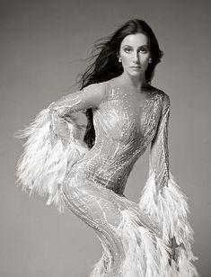 Cher, by Richard Avedon, 1975