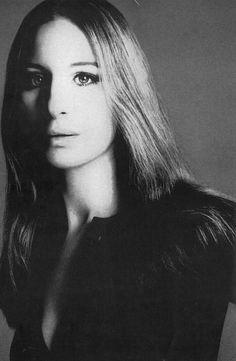 Barbra Streisand by Richard Avedon