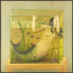 Aquarium by Ivan Loubenikov