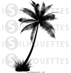 Royalty Free Nature Stock Silhouette Designs