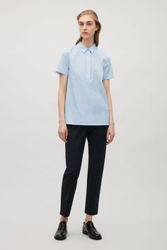 COS | Shirt with textured details