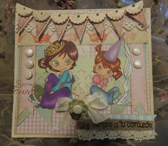 SWEET CARD CLUB: RetO 32:::: decOrando con Un bAnner...!!!
