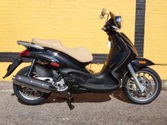 Vespa Dallas - motor scooter sales and service