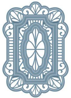 Sue Wilson Designs - Die - Indian Ocean Collection - Seychelles