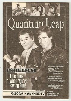 Nbc Series, Sci Fi Tv Series, Sci Fi Shows, Tv Shows, Dean Stockwell, Post Time, Quantum Leap, Netflix Streaming, Sci Fi Movies