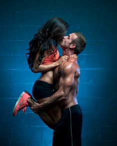 Fitness Photoshoot: Brandan and Amber — Tom Nguyen Studio