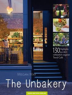 The Unbakery | Megan May | Rezension | Becky's Diner