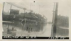 Flood, Norhtside 1937