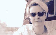 @VOLLYTANNER traf die Autorin und Autismus-Referentin Gee Vero: Es gibt mehr Brücken als Gräben.
