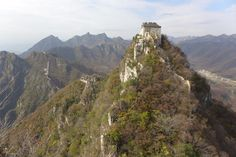 Отчет про треккинг в Китае по дикой части Великой Китайской стены   Bobrya.com