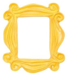 Handmade Yellow Peephole Frame as Seen on Monica's Door on Friends TV Show Cool TV Props Phoebe Friends, Tv: Friends, Friends Tv Show, Friends Cake, Friends Series, Decorative Accessories, Decorative Items, Room Accessories, Monicas Apartment