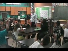 WHOLE BRAIN TEACHING how to,,,, MIDDLE SCHOOL... This video of Sean Kavanaugh shows the introduction of class-yes, the 5 rules, and teach-okay for a Denver 8th grade science class.  The students were not coached prior to the video and did not practice.  This is WBT in its most raw, inner city form.  For 1000s of pages of free downloads go to WholeBrainTeaching.com