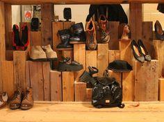 Shoe display idea