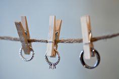 Wedding Rings - Photo Source • Kelly Vasami Photography