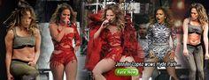 Jennifer Lopez wows